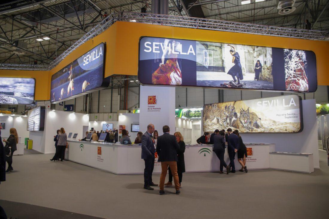 AionSur FITUR-Sevilla Un 9,16 % más de viajeros de turismo extrahotelero en la provincia de Sevilla en 2019 Prodetur Provincia