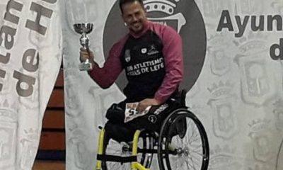 """AionSur Gregorio-cabello-2-400x240 Le impiden participar en el medio maratón de Huelva en silla de ruedas """"por ser demasiado rápido"""" Huelva Sociedad"""