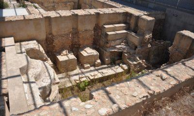 AionSur Herrera_termas_1-400x240 La Junta financiará la investigación de los nuevos hallazgos en la villa romana de Herrera Cultura Herrera