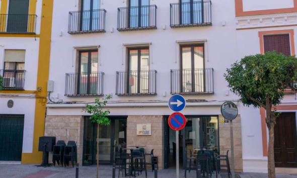 AionSur Hotel-Marchena-590x354 Marchena lleva a FITUR seis nuevas rutas turísticas, un nuevo hotel y su mejor gastronomía Economía Marchena  destacado