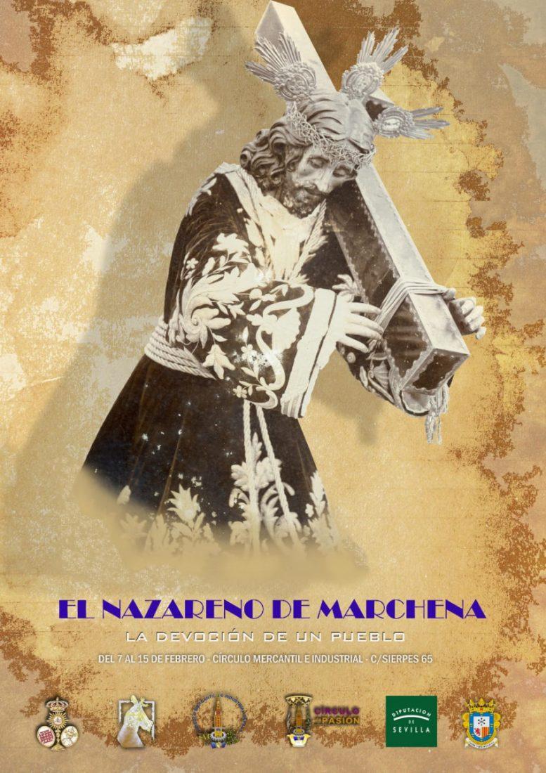 """AionSur IMG-20200111-WA0000-compressor-1 La exposición """"El Nazareno de Marchena"""", en el Circulo Mercantil de Sevilla del 7 al 15 de febrero Marchena"""
