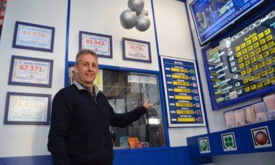 AionSur Loteria_Arahal-400x240 El despacho de Madre de Dios de Arahal reparte casi 33.000 euros de los Euromillones Arahal Sociedad  destacado