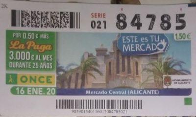 AionSur ONCE-400x240 La ONCE deja 315.000 euros en Utrera, 25 días después del último premio del cupón y la Lotería de Navidad Sin categoría