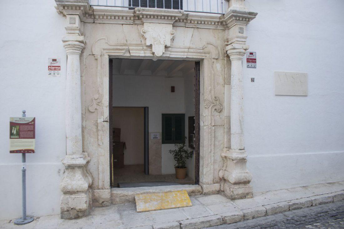 AionSur: Noticias de Sevilla, sus Comarcas y Andalucía Obra-Museo-Estepa-01 El museo Padre Martín Recio de Estepa será totalmente accesible Estepa Sociedad