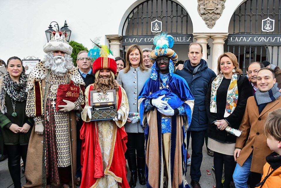AionSur Osuna-Rey-Mago El PP de Osuna pidió el boicot a la cabalgata por ser una mujer el Rey Gaspar Osuna Sociedad