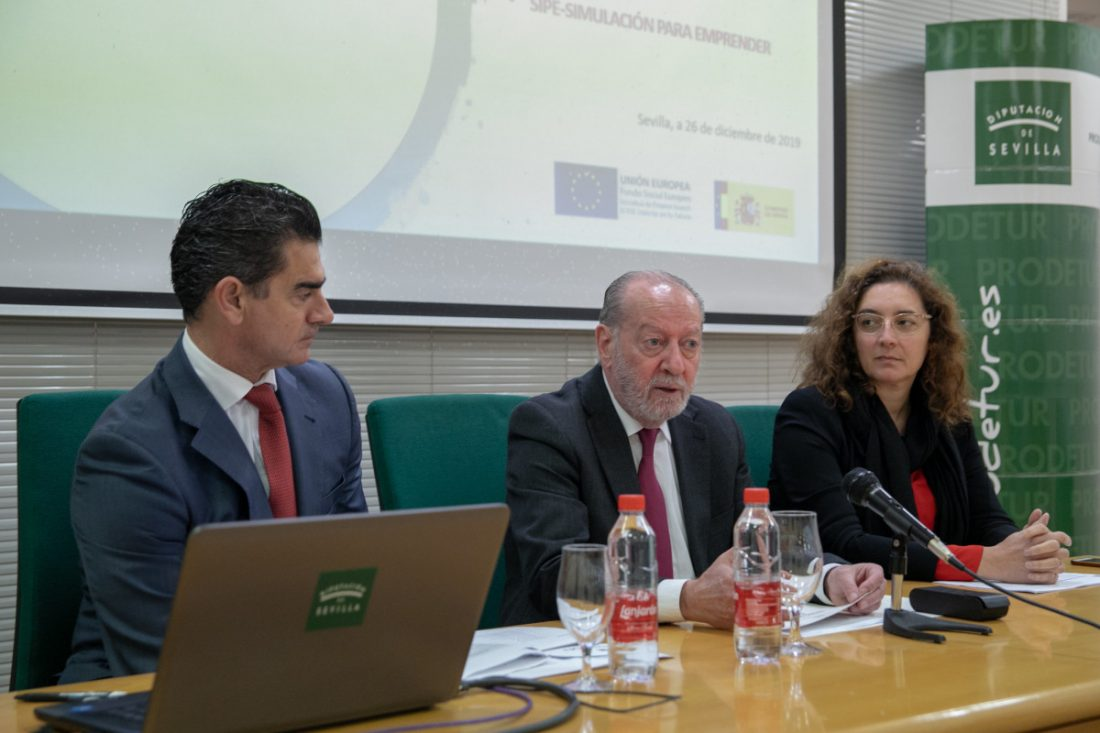 AionSur SIPE-prodetur Arranca el proyecto SIPE, iniciativa de Prodetur que da un paso más contra la despoblación Prodetur Provincia