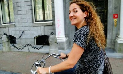 AionSur Sonia-Hermosin-400x240 Una joven con raíces en Arahal recorrerá el mundo tras los pasos de Pearl Jam Arahal Cultura destacado