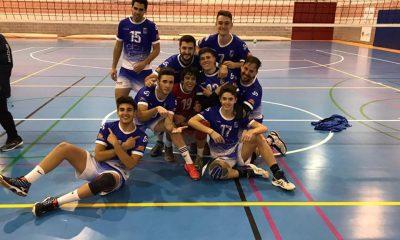 AionSur Voley-400x240 Buen fin de semana del voleibol arahalense Arahal Deportes