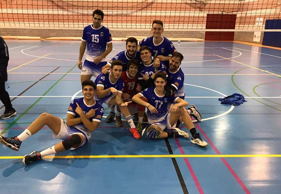 AionSur Voley Buen fin de semana del voleibol arahalense Arahal Deportes