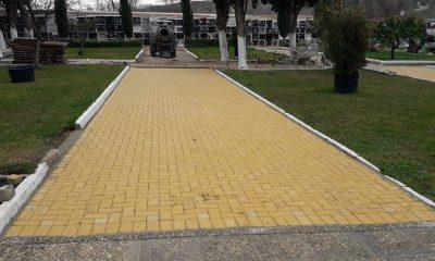 AionSur cementerio-paradas-400x240 El Ayuntamiento de Paradas realiza obras de mejora en el cementerio Paradas Sociedad