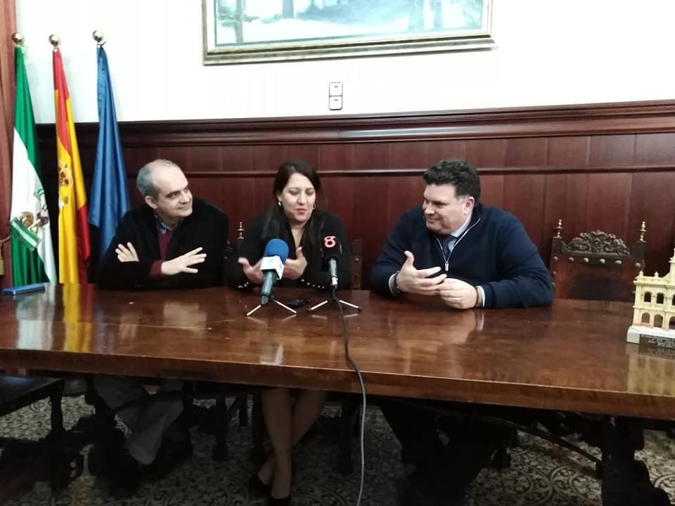 AionSur consul-cuba- Recepción de los alcaldes de Morón y Arahal a la cónsul de Cuba en Andalucía Arahal Morón de la Frontera Sociedad