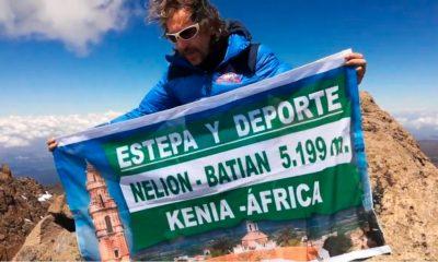 AionSur estepa-montanero-400x240 El estepeño José León añade el monte Kenia a su lista de grandes retos Estepa Sociedad
