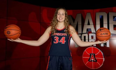 AionSur marta-garcia-arizona-400x240 La marchenera Marta García se incorpora a las Wildcats de la Universidad de Arizona Deportes Marchena  destacado