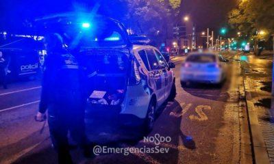 AionSur poli-Sevilla-400x240 Escoge a una mujer al azar en Sevilla, la retiene en su casa y la viola durante tres horas Sevilla Sucesos
