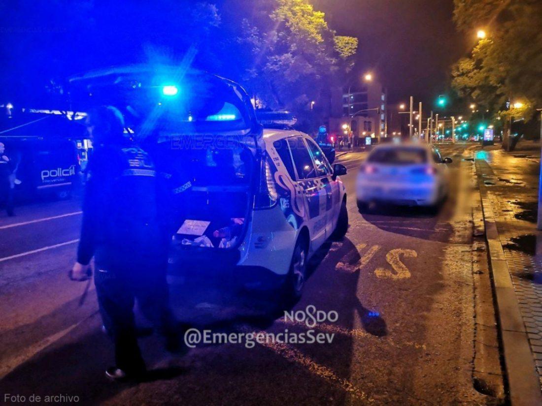 AionSur poli-Sevilla Escoge a una mujer al azar en Sevilla, la retiene en su casa y la viola durante tres horas Sevilla Sucesos