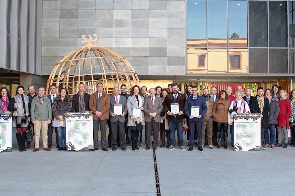 AionSur prodetur-muestra-provincia En marcha las citas con la Muestra de la Provincia 2020 Diputación Prodetur
