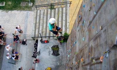 AionSur rocodromo-arahal-400x240 La Gala del Montañismo sevillano reconoce la labor del Ayuntamiento de Arahal Arahal Deportes