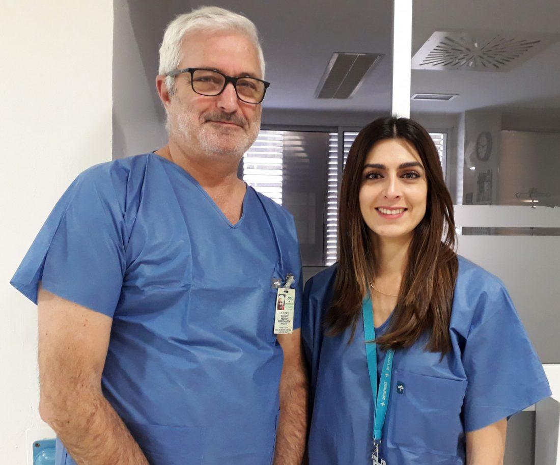 AionSur uro-premiados-compressor Valme obtiene el premio a la Mejor Comunicación en un prestigioso foro nacional de Urología Funcional Hospitales Salud