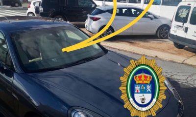 AionSur Baston-coche-400x240 Multa de 200 euros por colocar un bastón en el coche para aparcar en zona de movilidad reducida Huelva Sociedad
