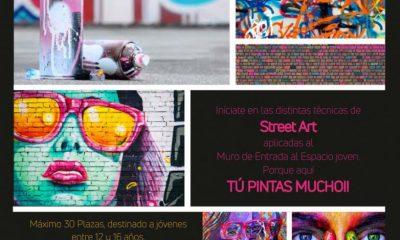 AionSur CARTEL_GRAFFITI_ESPACIO_CREATIVO-2-compressor-400x240 El Espacio Joven de Arahal organiza un taller de graffiti Arahal Educación