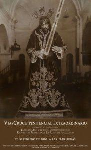 AionSur Cartel-S-E-copia3-xiq-181x300 Nuestro Padre Jesús Nazareno de La Roda saldrá en procesión barroca Cultura La Roda de Andalucía