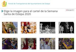 AionSur: Noticias de Sevilla, sus Comarcas y Andalucía Estepa-encuesta-300x206 La 'borriquita' de Estepa anunciará su Semana Santa Estepa