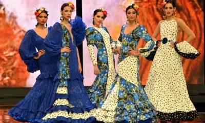 AionSur Foto-2-compressor-400x240 'Calé y Doscopio', el espíritu de Klimt en los diseños de Carmen Latorre en la pasarela flamenca SIMOF en Sevilla Empresas Sociedad