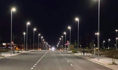 AionSur Herrera-luces-400x240 Casi un millón de euros para iluminar la noche de Herrera con tecnología LED Herrera Sociedad