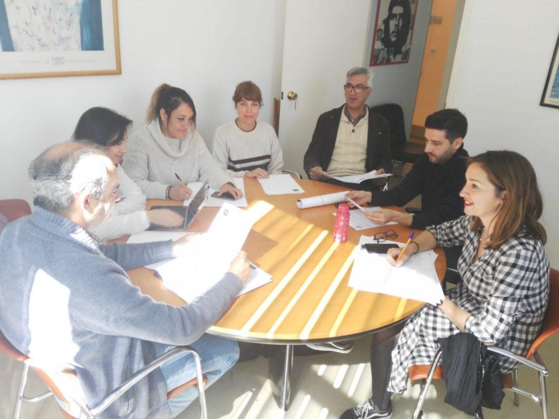 AionSur IU-diputacion Adelante pide en la Diputación apoyo frente a las peticiones de reintegro de las subvenciones de IDEA Política Sociedad