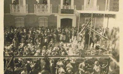 AionSur Palio-Calle-Real-1928-Fuente-400x240 Nuestro Padre Jesús Nazareno de La Roda saldrá en procesión barroca Cultura La Roda de Andalucía