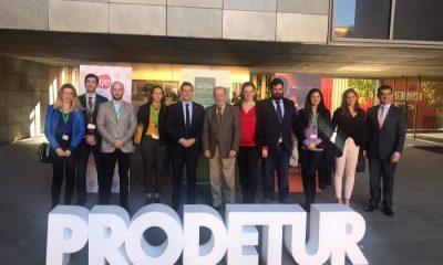 AionSur Prodetur-1-400x240 El Primer Encuentro Provincial de Negocios 2020 reúne a un centenar de profesionales Diputación Prodetur  destacado