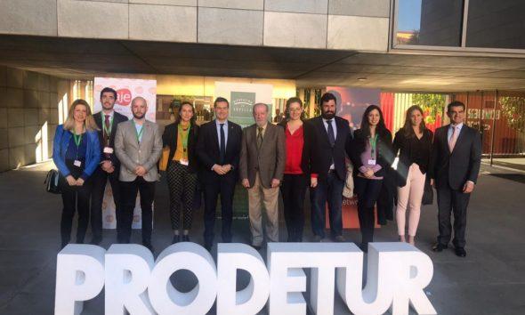 AionSur Prodetur-1-590x354 El Primer Encuentro Provincial de Negocios 2020 reúne a un centenar de profesionales Diputación Prodetur  destacado