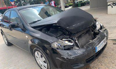 AionSur accidente-400x240 Triplica alcoholemia tras provocar dos accidentes y dejar abandonada a una anciana con la cadera rota Sevilla Sucesos