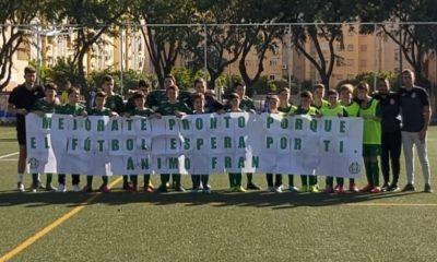AionSur andalucia-este-400x240 El gesto de cariño de los jugadores del Andalucía Este que ha emocionado a propios y extraños Deportes Sevilla  destacado