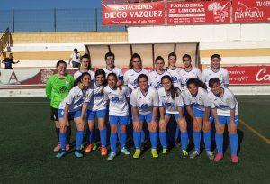 AionSur arahal-femenino-300x204 Hat-trick de Rocío Cintado para un trabajado empate en Utrera Arahal Deportes  destacado