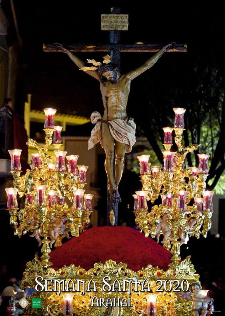 AionSur cartel-SS-arahal-compressor-731x1024 El fotógrafo cofrade Fran Granado vuelve a anunciar la Semana Santa de Arahal Arahal Semana Santa  destacado