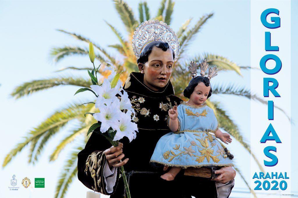 AionSur cartel-glorias-arahal-compressor El fotógrafo cofrade Fran Granado vuelve a anunciar la Semana Santa de Arahal Arahal Semana Santa  destacado