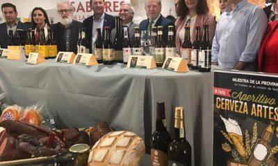 AionSur cerveza-artesana-dipu-400x240 La Diputación acoge a las mejores cervezas artesanales y aperitivos de la provincia de Sevilla Diputación Economía Prodetur  destacado