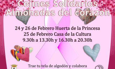 AionSur cojines-Dos-Hermanas-400x240 Cojines solidarios desde Dos Hermanas a las mujeres mastectomizadas Dos Hermanas Sociedad