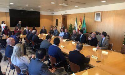 AionSur dipu-convenio-400x240 Acuerdo contra la despoblación y por el desarrollo económico en la provincia de Sevilla Diputación Prodetur Provincia