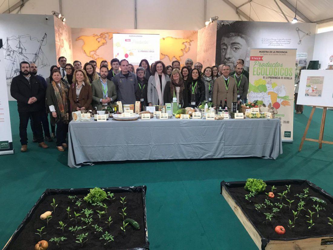 AionSur dipu-feria La Feria de Productos Ecológicos de la provincia de Sevilla abre el calendario de Prodetur Diputación Prodetur Provincia  destacado