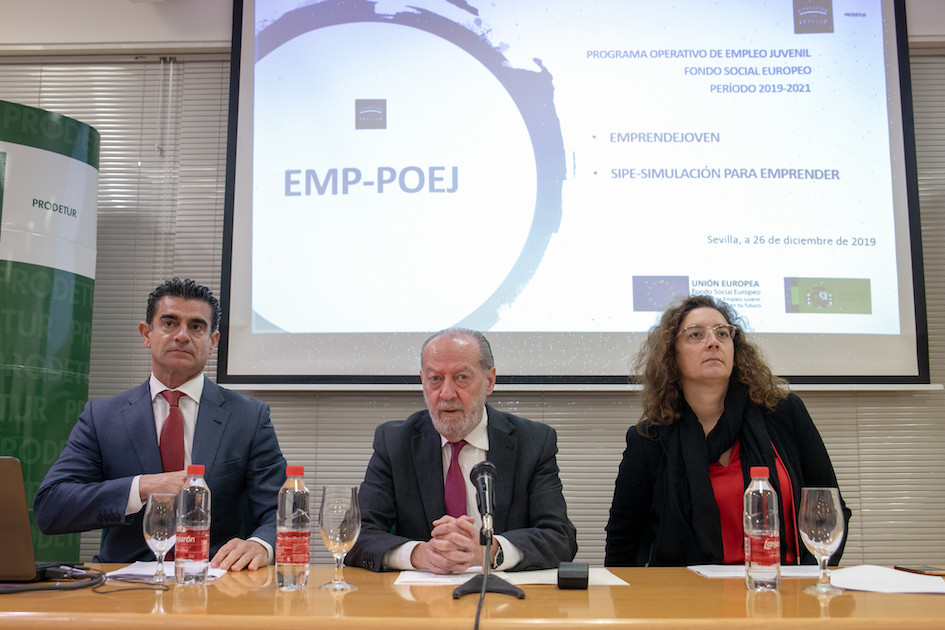 AionSur diputacion-prodetur Abre el plazo para participar en la primera fase del programa EMPRENDEJOVEN Diputación Prodetur