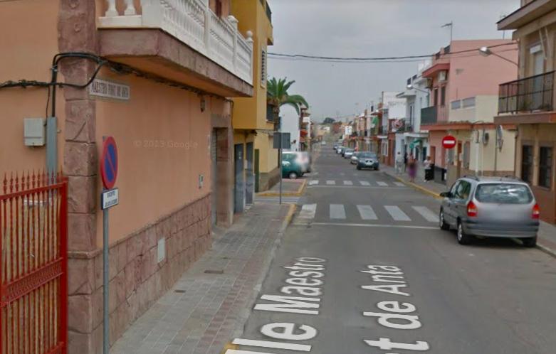 AionSur dos-hermanas-calle Un tiroteo en Dos Hermanas acaba con un herido y dos detenidos Dos Hermanas Sucesos