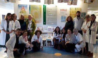 AionSur libros-valme-400x240 Una donación de la biblioteca de Montequinto aumenta el fondo de libros de Valme Cultura Salud