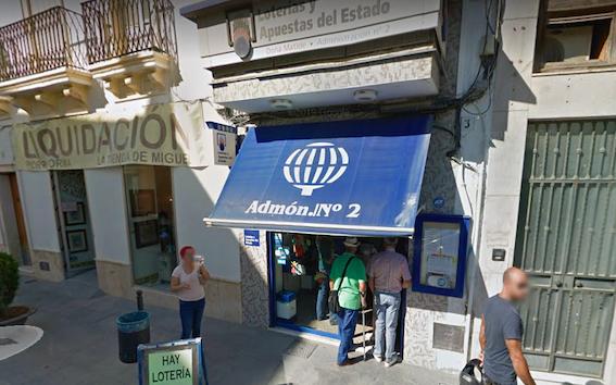 AionSur loteria-lebrija El sorteo de Euromillones deja un millón de euros en Lebrija Provincia Sociedad