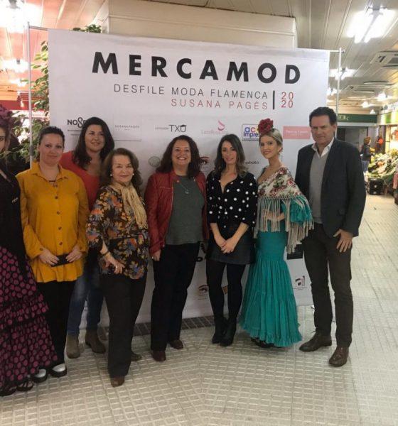 AionSur mercamod-560x600 El mercado de Los Remedios acoge el primer desfile en Sevilla de moda entre puestos Sevilla Sociedad  destacado