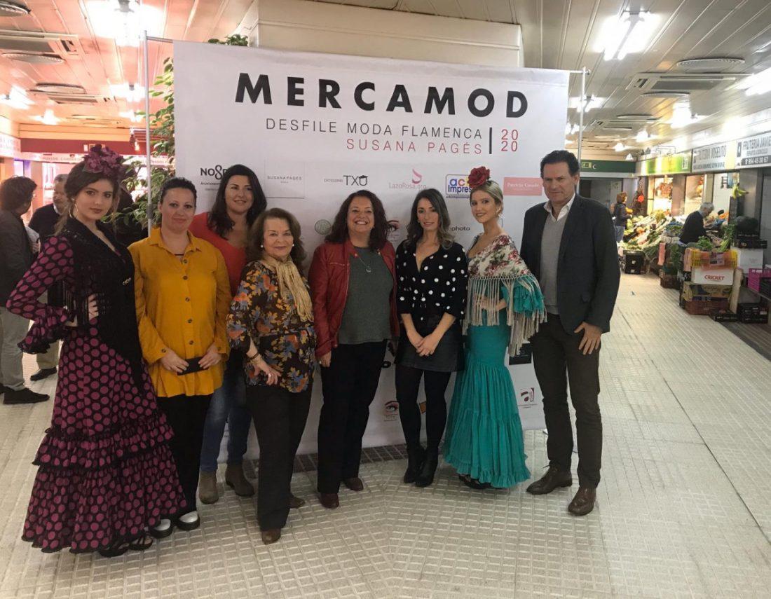 AionSur mercamod El mercado de Los Remedios acoge el primer desfile en Sevilla de moda entre puestos Sevilla Sociedad  destacado