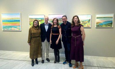 AionSur pintoras-expo-400x240 'Five o clock', cinco pinceles unidos en una misma sala Cultura Sevilla