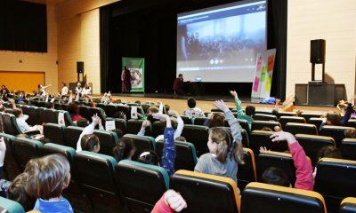 AionSur tomares_video-400x240 Alumnos de un colegio de Tomares contactan con la base española en La Antártida Provincia Sociedad