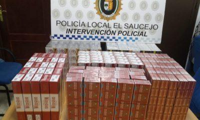 AionSur 83953481_1130799140588193_9019528740048207872_o-compressor-400x240 La Policía Local de El Saucejo se incauta de 1.500 cajetillas de tabaco en un control por el estado de alarma El Saucejo Sucesos